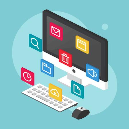 Central Management System(CMS)一年軟體版本升級logo圖